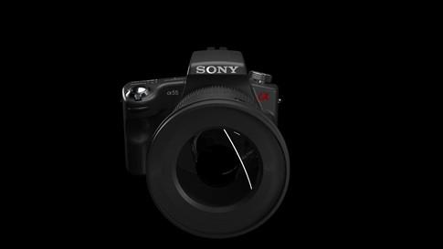 Sony Alpha SLT 55