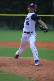 USA Prime Baseball Logan Britt