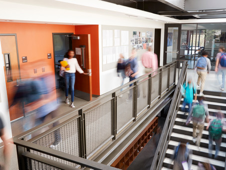 Benchmarking Security program elements for non-residential college campuses