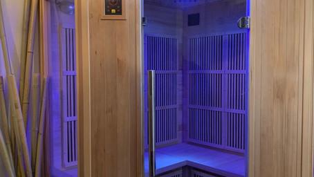 Le Sauna Infrarouge au Pôle Beauté Hairstyle Art