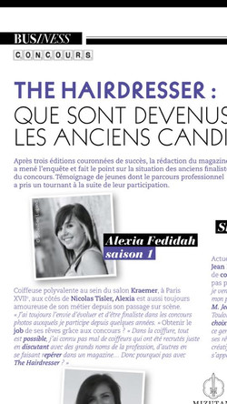 biblond magazine