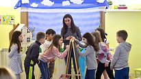 Курсове по английски за деца в Център за
