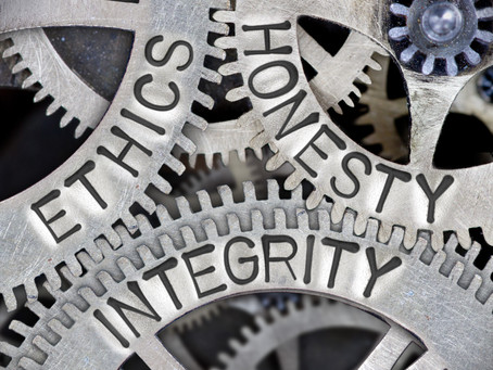 Integrity - Doing the Right Thing Even When No One Is Watching
