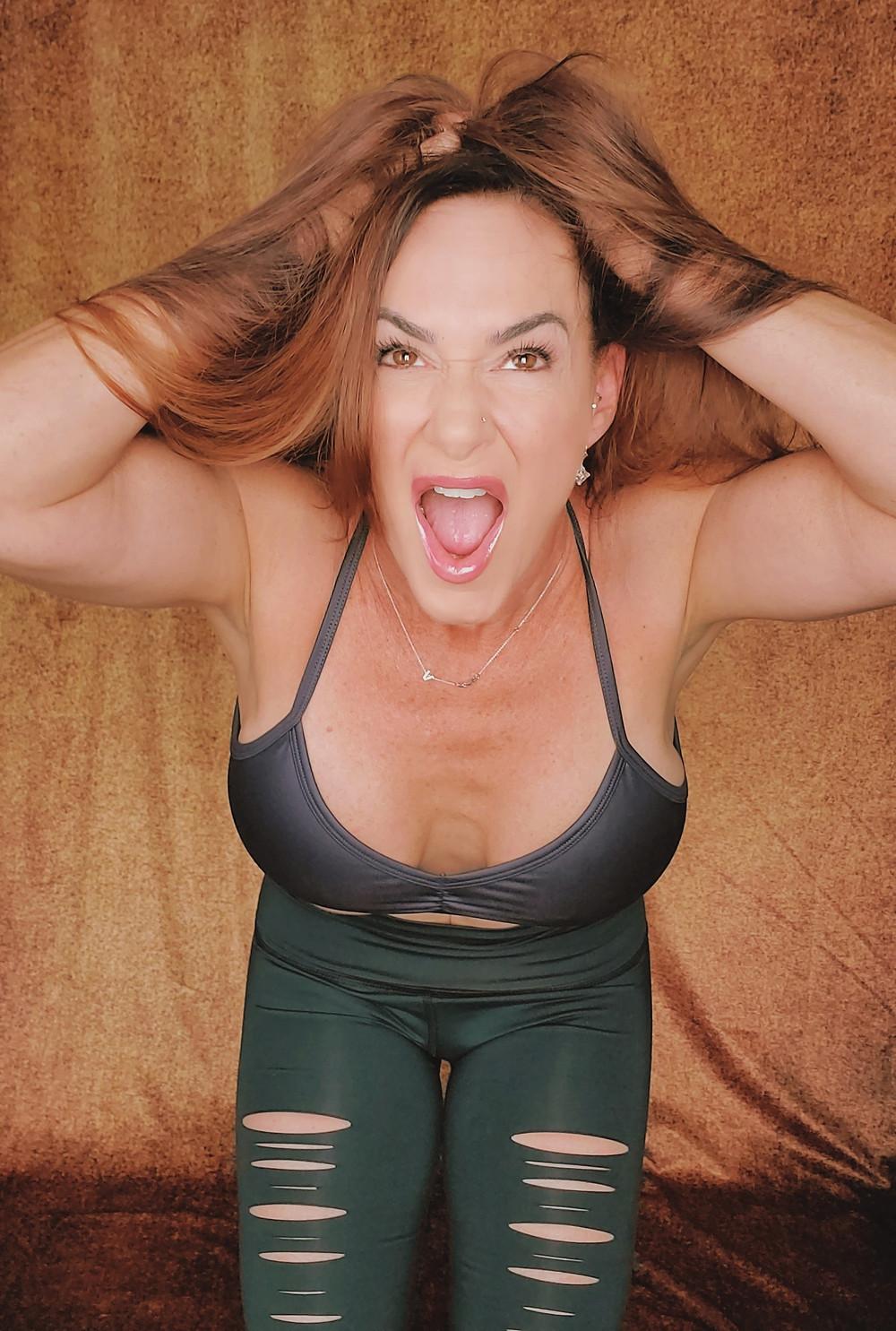 Vikky Santana | anger management