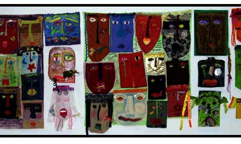 Mosaic Masks