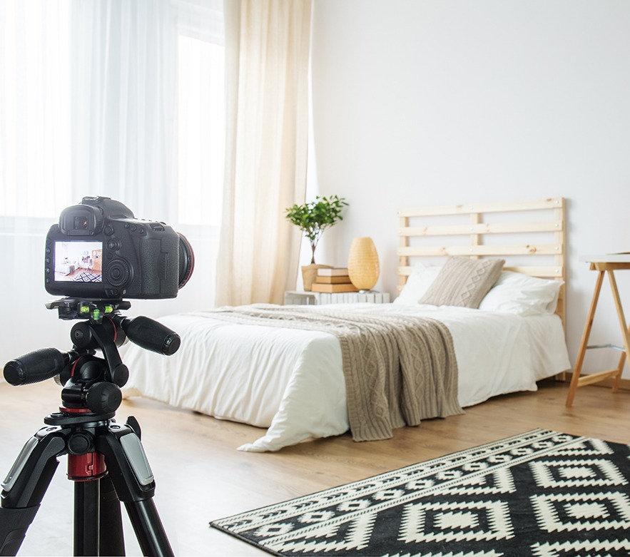 Serviço Real Estate Fotografia T0 a T1
