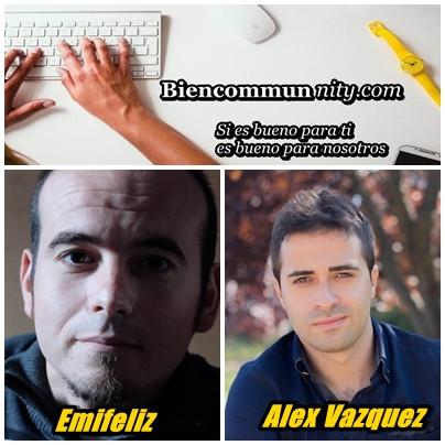 Emilio Brito Regadera, Alex Vazquez