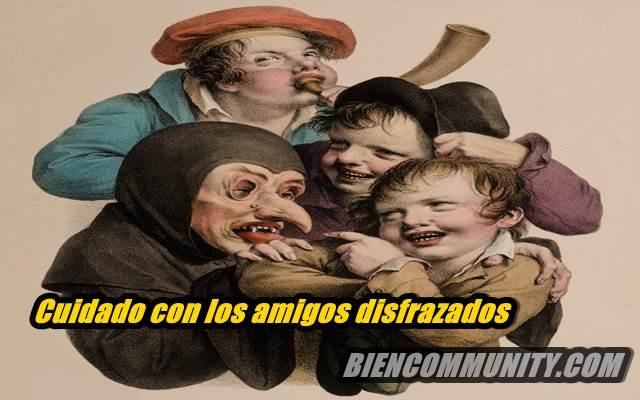 amigos-disfrazados-biencommunity