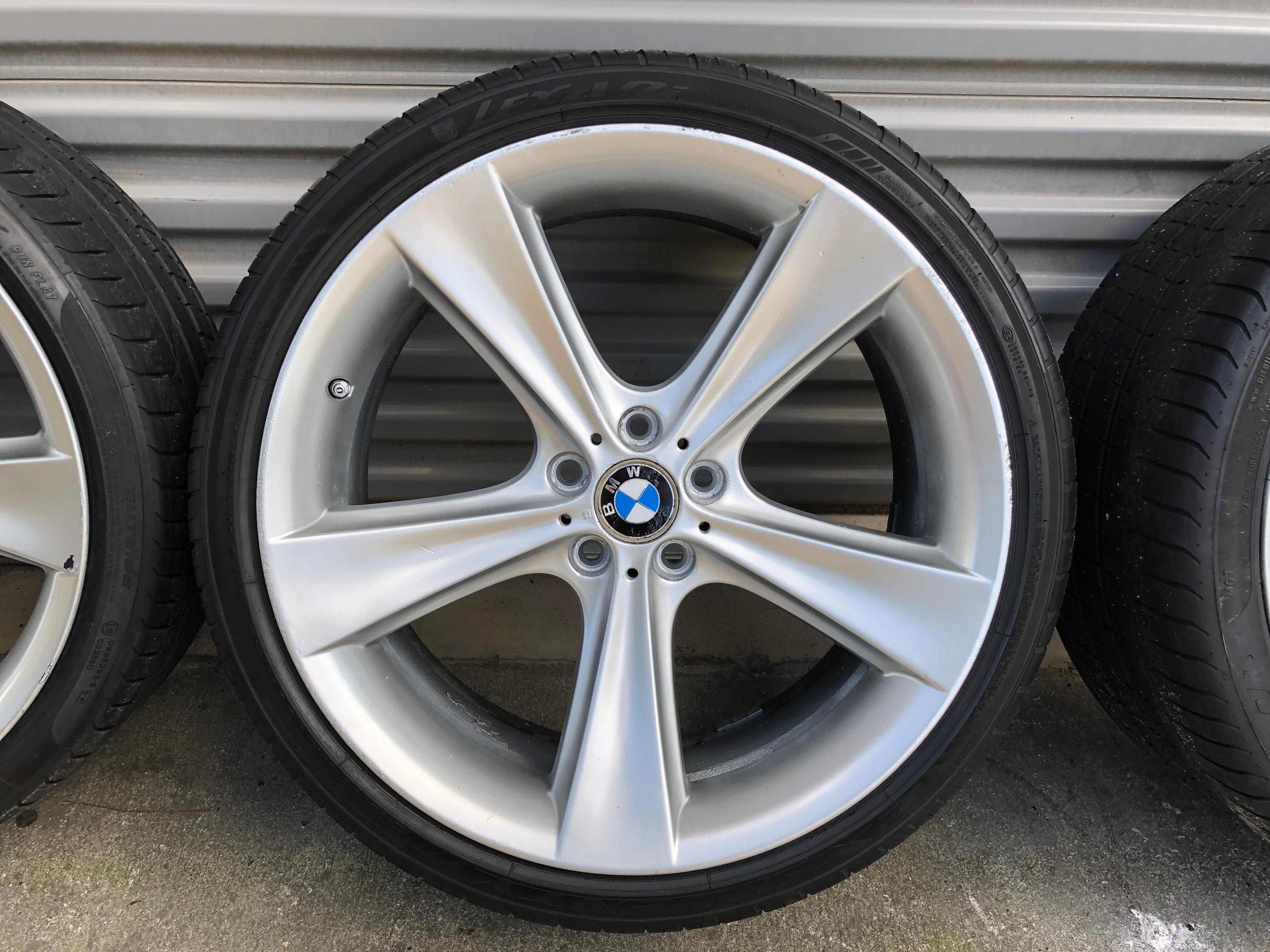 BMW Rims Style >> 21 Oem Bmw Rims Style 128 For 7 Series 740i 745i 750i