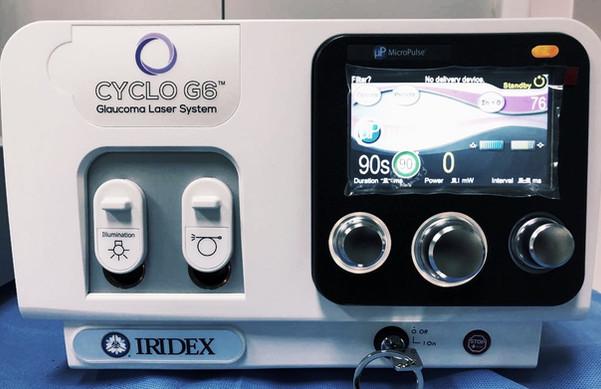 Laser Cyclo G6