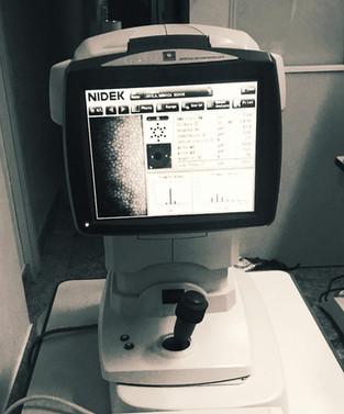 Microscópio Especular da Córnea NIDEK
