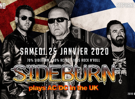 SIDEBURN + special guest