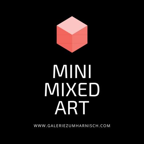 MINI MIXED ART