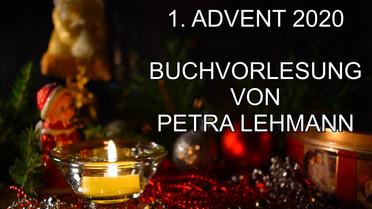 Buchvorlesung am 1. Advent online von  PETRA LEHMANN  Pop-Up Charity Event mit einem weihnachtlichen Tisch mit Geschenkideen im Zic Zac in Allschwil und mit Büchern von der Schriftstellerin & Autorin Petra Lehmann sowie kleine Kunstgeschenke von Priska Medam Art, können als Weihnachtsgeschenk erworben werden. Mit jedem Kauf spendet die Galerie einen Betrag an die Stiftung Pro UKBB (Basler Kinderspital).  Die schönen Buchvorlesungen finden jeweils online an den Adventssonntagen statt und können bequem hier auf der Galeriewebseite angeschaut werden.  Möchten Sie ein Buch kaufen, dann schauen Sie doch einfach auf dem Charity Online Shop vorbei.