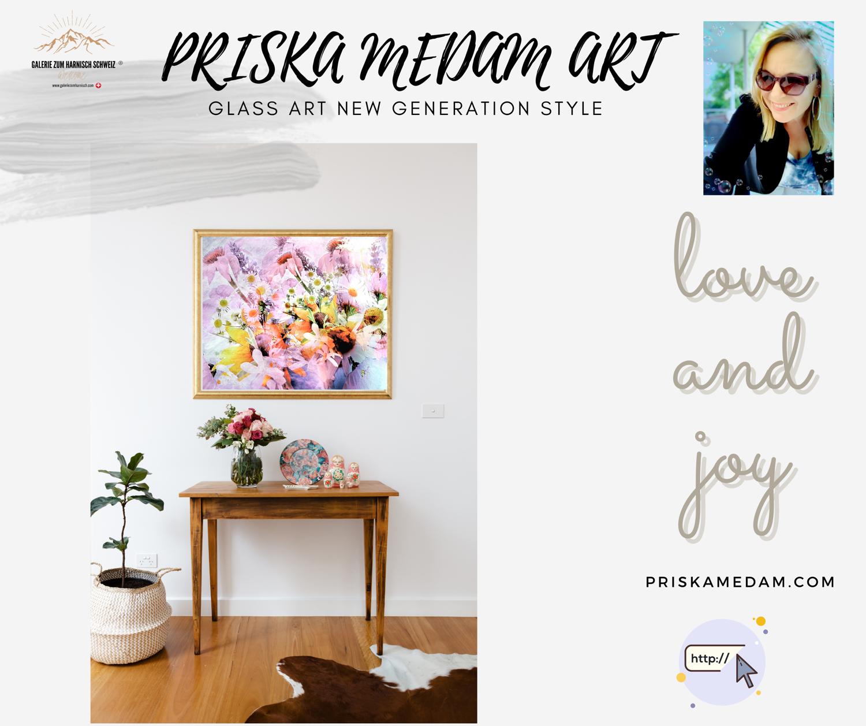 PRISKA MEDAM ART