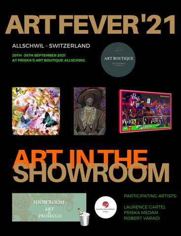 Art Fever 2021