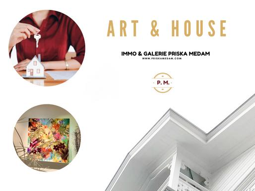 ART & HOUSE