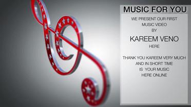 KAREEM VENO MUSIC  SOON