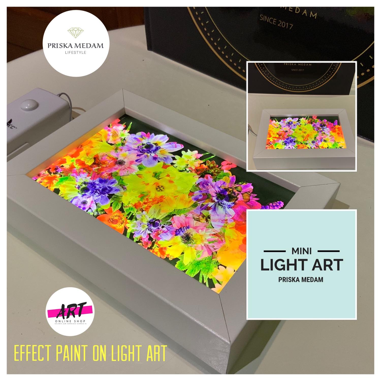 EFFECT PAINT & LIGHT ART