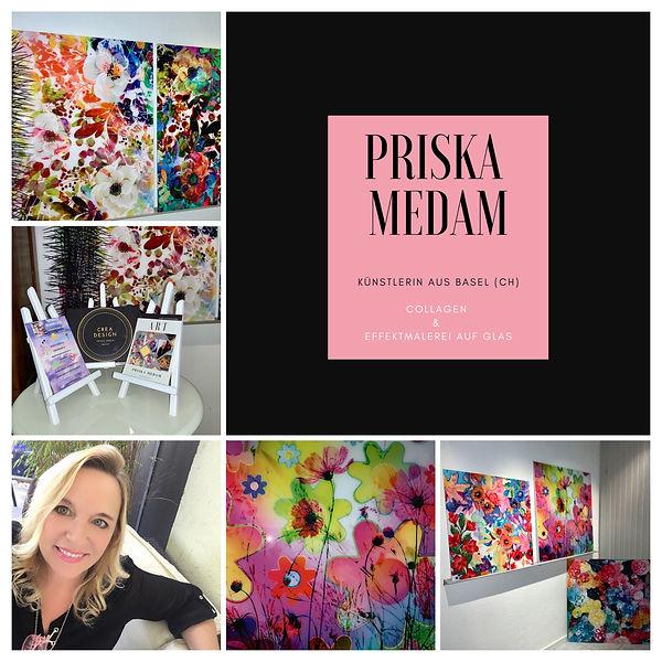 ART PRISKA MEDAM