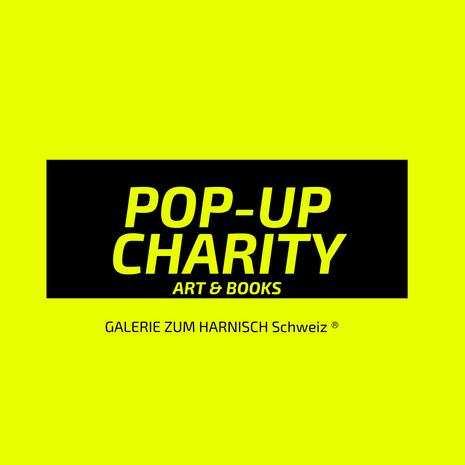 POP-UP CHARITY ART & BOOKS