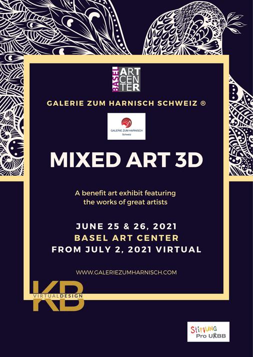 MIXED ART 3D BASEL ART CENTER