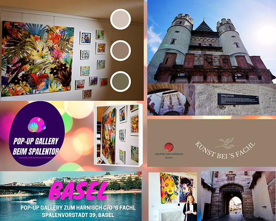 POP-UP GALLERY WALL