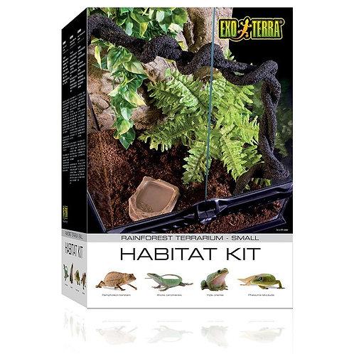 ExoticsTerra 12x12x18 Rainforest Kit