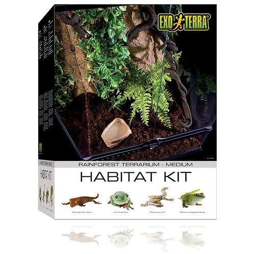 Exo Terra Rainforest Kit 18x18x24