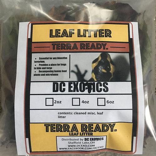 Terra Ready Leaf Litter 2oz