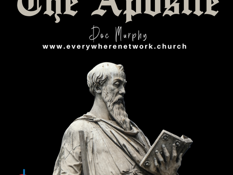 The apostle and apostolic work Understood