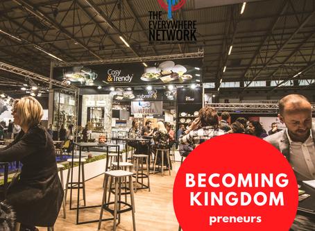 Becoming Kingdompreneurs
