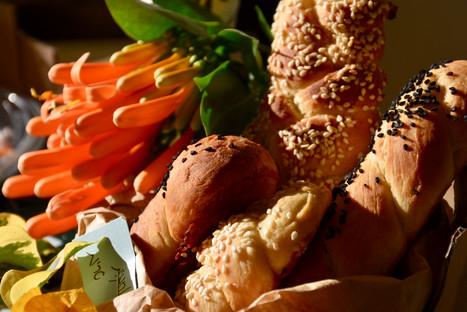 לחמניות טריות - מתוך סלסילת פיקניק