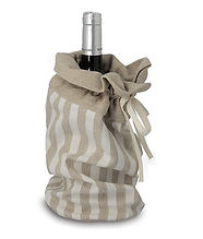 Copri Bottiglia Cotone 100% Made in Italy