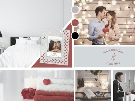 Idee per San Valentino   Come creare un'atmosfera passionale in casa
