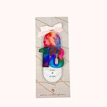 Numero 18 | Diciottesimo | Bomboniera Fashion
