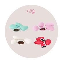 1 KG Confetti Cioccolato | Vari Colori