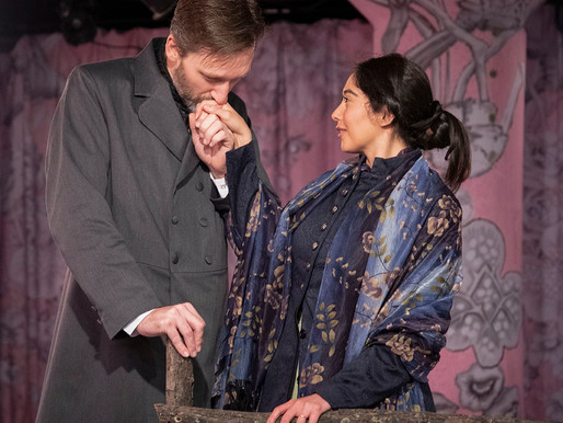 What's a heaven for? Madame Bovary and the ache for finer things at Undermain Theatre