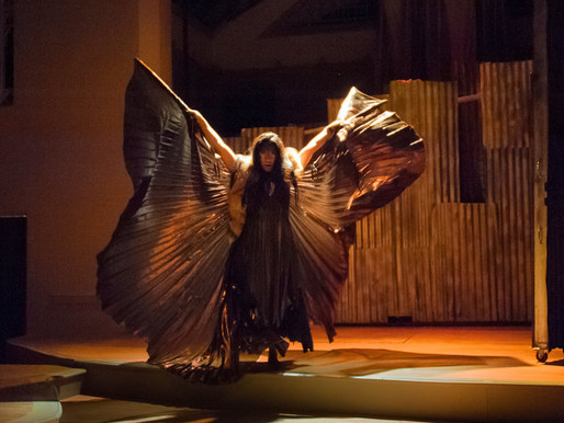 Cara Mia Theatre's online workshop 'Stories That Heal' aims to transmute trauma into light