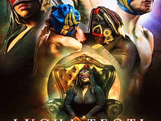 Lords of the Ring: Prism Movement Theatre's Lucha Teotl  Melds Mythology, Wrestling, and Drama
