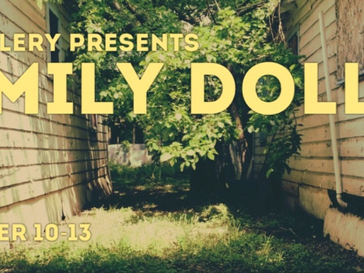 Artstillery performance collective returns to their roots with developing new work FAMILY DOLLAR