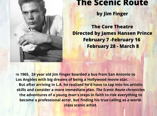 'The Scenic Route' is an inspiring and uplifting story at The Core Theatre in Richardson