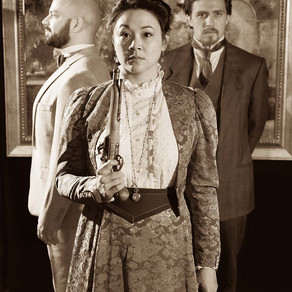 New adaptation of Ibsen's 'Hedda Gabler' sizzles at Undermain Theatre