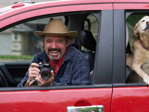 For Fort Worth photographer Tony Drewry, social isolation is all about people