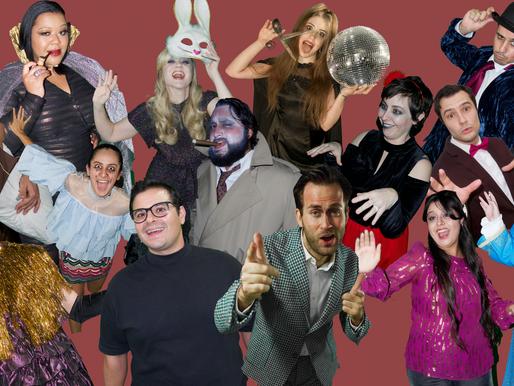 Danielle Georgiou Dance Group reimagines Halloween variety show for a virtual audience