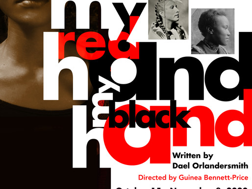 A more perfect union: Soul Rep and Cara Mia Theatres present 'My Red Hand, My Black Hand'