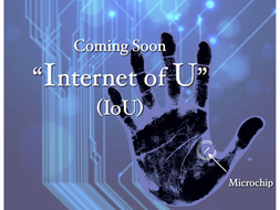 The Internet of You (IoU), the Ultimate IoT