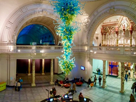 Chihuly -The Master of glass-blowing