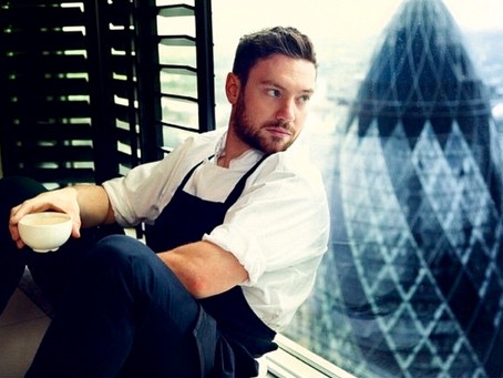 Daniel Doherty-Heavenly Cooking in the Sky- The Duck & Waffle Maestro