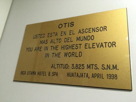 High Miles Elevator!